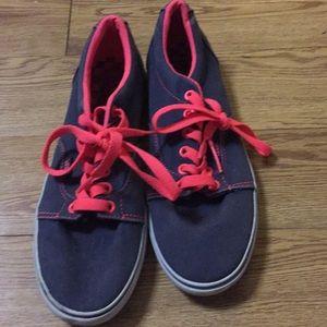 Size 8.5 Vans
